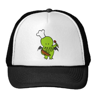 Cook Along With Cthulhu Hat