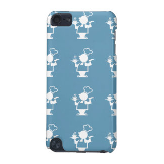 Cook blue iPod touch 5G cover