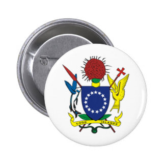Cook Islands Coat of arms CK Button