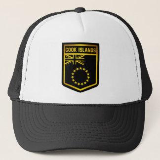 Cook Islands Emblem Trucker Hat