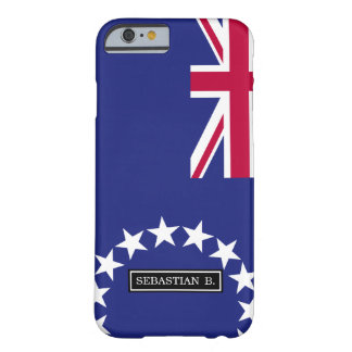 Cook Islands flag Barely There iPhone 6 Case