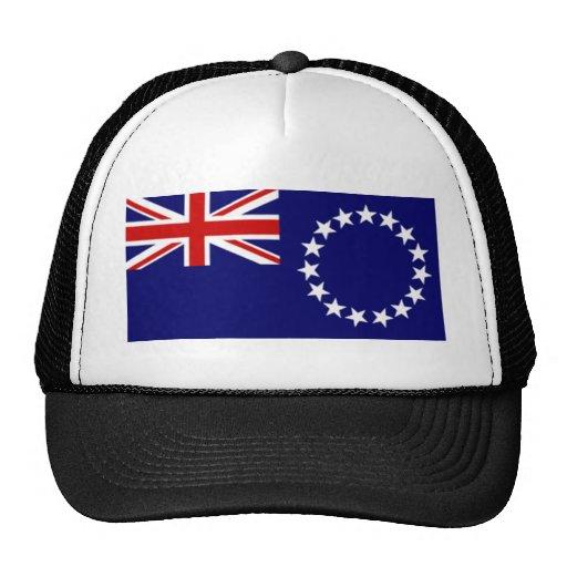 Cook Islands Flag Hat