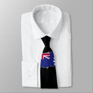 Cook Islands flag Tie