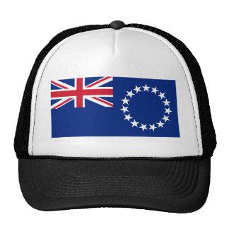 cook islands trucker hat