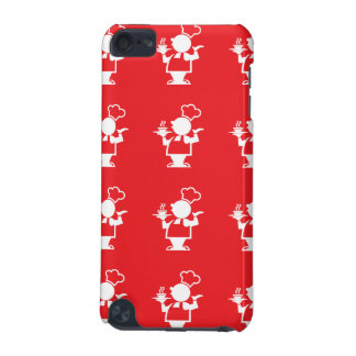 Cook red iPod touch (5th generation) case