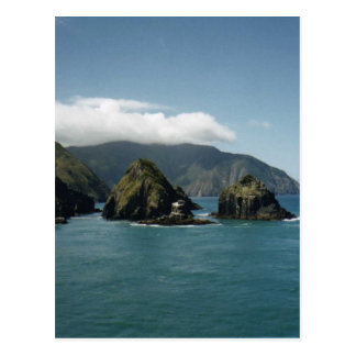 Cook Strait Postcard