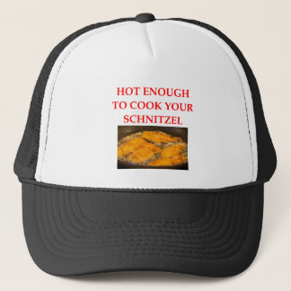 COOK TRUCKER HAT