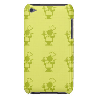 cook yellows barely there iPod cover