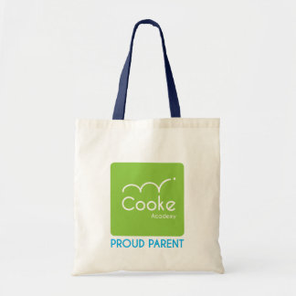 Cooke Academy (CA) Proud Parent Tote