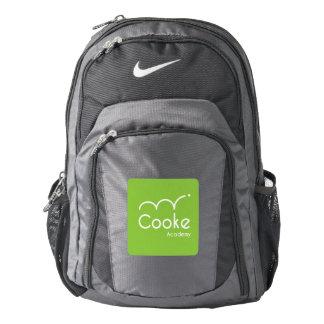 Cooke Academy Nike Backpack, Black/Grey Backpack
