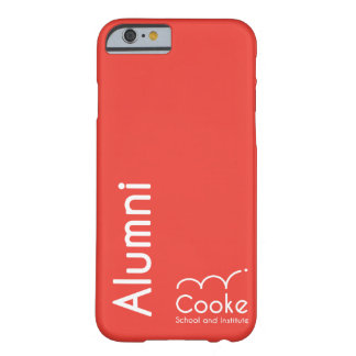 Cooke Alumni Phone Case