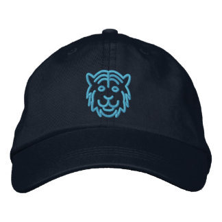 Cooke Athletics Tiger Hat