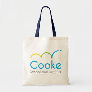 Cooke Logo Tote