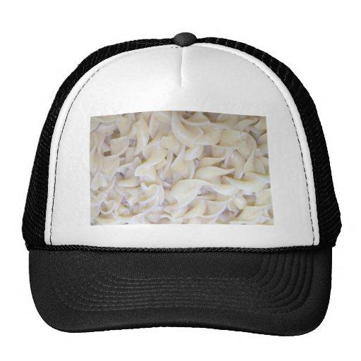 Cooked Egg Noodles Hat