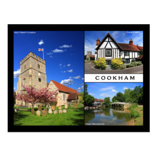 Cookham Postcard