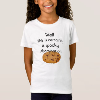 Cookie abomination t-shirt