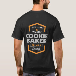 Cookie Baker   Gift Ideas T-Shirt