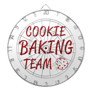 Cookie Baking Team 2 Dartboard