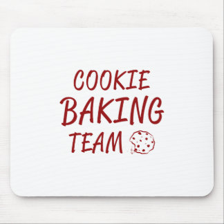 Cookie Baking Team 2 Mouse Pad