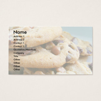 Cookie Business Cards 002