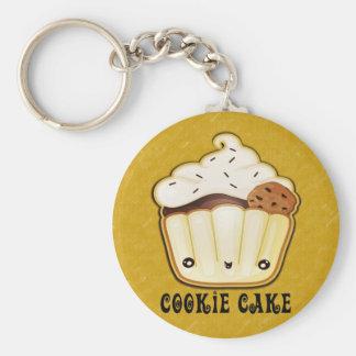 Cookie Cake Keychain
