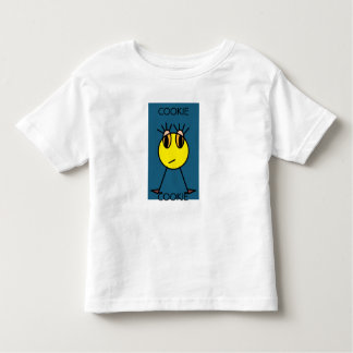 """""""Cookie Cookie"""" Toddler T-Shirt"""