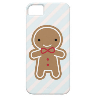 Cookie Cute Gingerbread Man iPhone 5 Covers