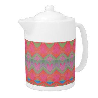 Cookie Cutout Teapot