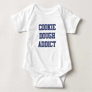 Cookie Dough Addict Baby Bodysuit
