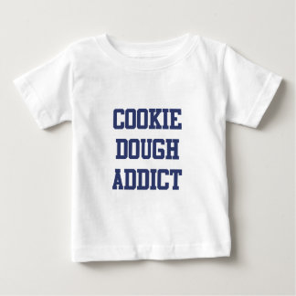 Cookie Dough Addict Baby T-Shirt
