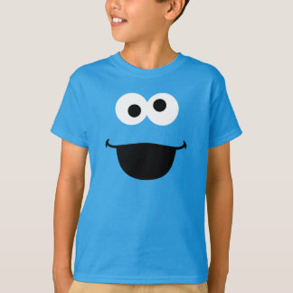 Cookie Face Art T-Shirt
