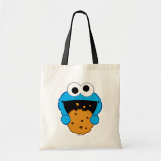 Cookie Face Budget Tote Bag