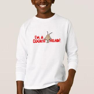 Cookie Head Long Sleeve Shirt