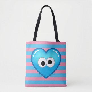 Cookie Heart 2 Tote Bag