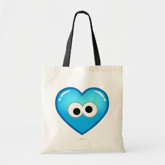 Cookie Heart Budget Tote Bag