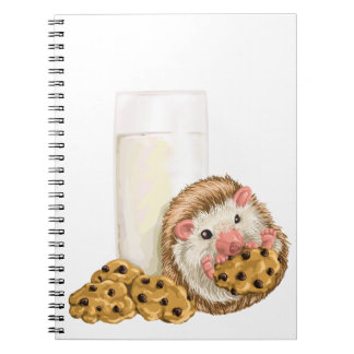 Cookie Hog Notebooks
