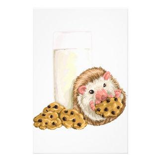 Cookie Hog Stationery