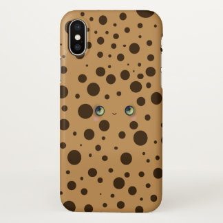 Cookie iPhone X Case