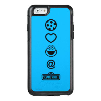 Cookie Love Cookie Monster OtterBox iPhone 6/6s Case