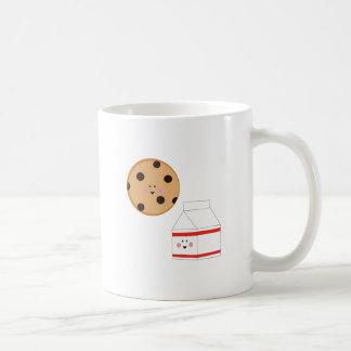 Cookie & Milk Coffee Mug