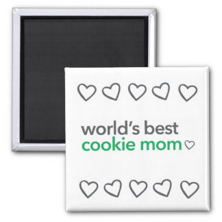 Cookie Mom Magnet
