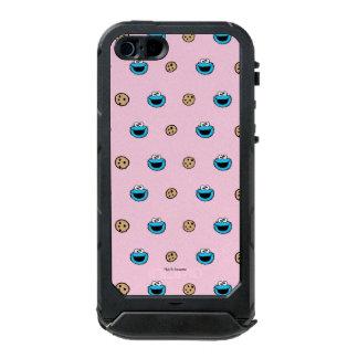 Cookie Monster and Cookies Pink Pattern Incipio ATLAS ID™ iPhone 5 Case