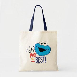 Cookie Monster Best Budget Tote Bag