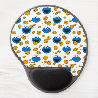 Cookie Monster | C is for Cookie Pattern Gel Mouse Pad