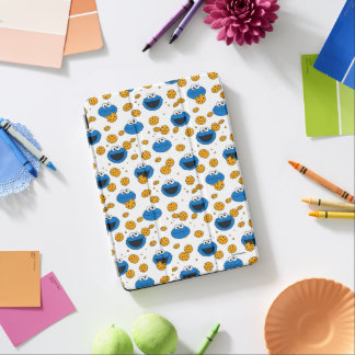 Cookie Monster | C is for Cookie Pattern iPad Air Cover