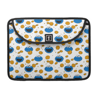 Cookie Monster | C is for Cookie Pattern Sleeve For MacBooks
