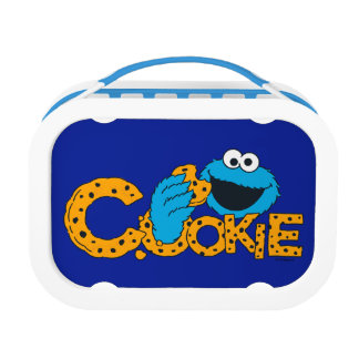 Cookie Monster | Cookie! Lunch Box