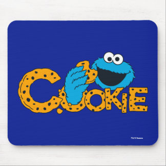 Cookie Monster | Cookie! Mouse Pad