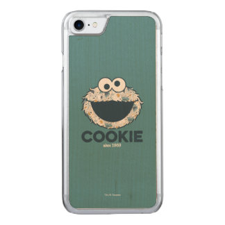 Cookie Monster | Cookie Since 1969 Carved iPhone 8/7 Case