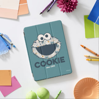Cookie Monster | Cookie Since 1969 iPad Air Cover